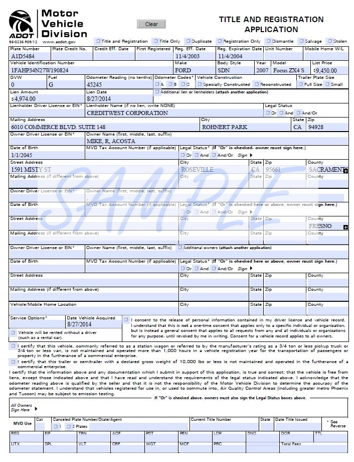 Printerforms biz Sample E-Forms