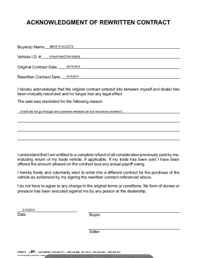 installment agreement template